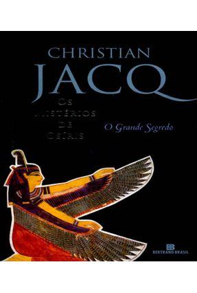 Os Mistérios De Osíris - O Grande Segredo - Vol. 4 - Christian Jacq pdf epub