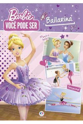 Barbie - Você Pode Ser Bailarina - Mattel | Nisrs.org