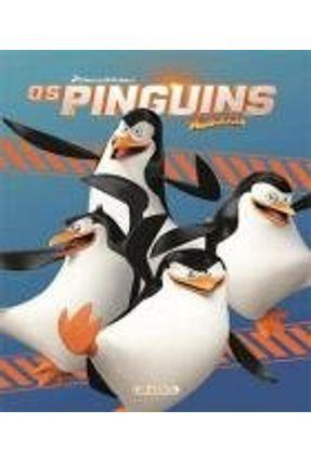 Cineminha - Os Pinguins De Madagascar - Equipe Dreamworks | Tagrny.org