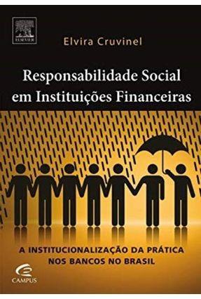 Responsabilidade Social em Instituições Financeiras - Cruvinel,Elvira   Tagrny.org