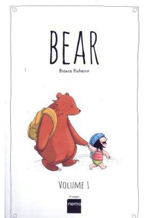 Bear - Vol. 1 - Pinheiro,Bianca | Hoshan.org