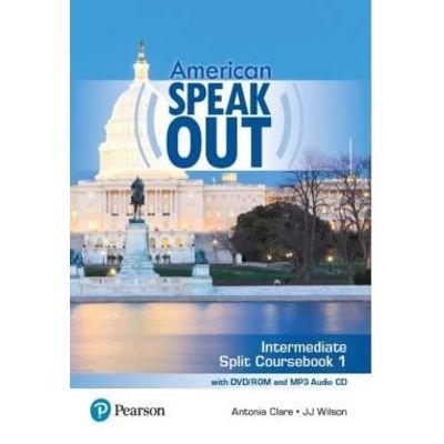 Speakout -  Upper-Intermediate 2E American - Student Book Split 1 With DVD-Rom And Mp3 Audio CD