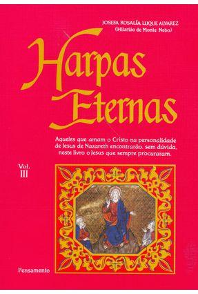 Harpas Eternas Vol. III - Alvarez,Josefa Rosalia Luque | Nisrs.org