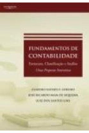 Fundamentos de Contabilidade - Estrutura, Classificação e Análise - Coelho,Claudio Ulysses Ferreira | Hoshan.org