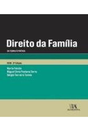 Direito Da Família - Col.Manuais Universitários - 2ª Ed. 2017 - Tomás,Sérgio Tenreiro   Hoshan.org