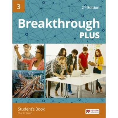 Breakthrough Plus 2Nd Student's Book & Wb Premium Pack-3