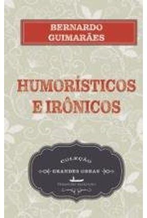 Humorísticos E Irônicos - Guimarães,Bernardo   Hoshan.org