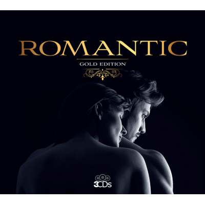 Romantic - Golden Edition - Box Com 3 CDs - Digipack
