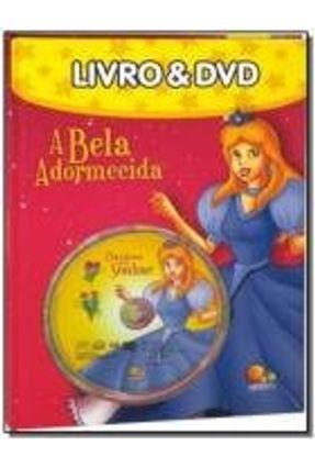 A Bela Adormecida - Livro & DVD - Col. Clássicos Para Sonhar - Editora Todolivro pdf epub