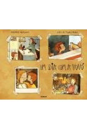 Um Dia Com A Vovó - Nova Ortografia - Hensgen,Andrea | Nisrs.org