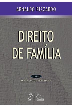 Usado - Direito de Família - 9ª Ed. 2014 - Rizzardo,Arnaldo pdf epub