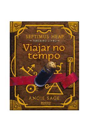 Septmus Heap - Viajar no Tempo - Sage,Angie pdf epub