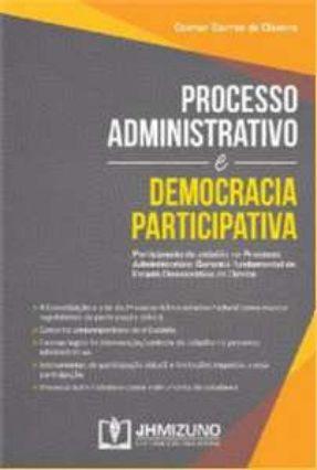 Processo Administrativo e Democracia Participativa - Barros De Oliveira,Ocimar pdf epub