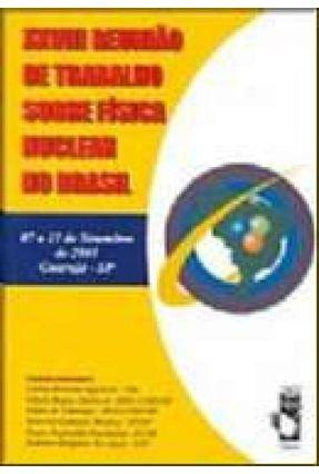Xxviii Reunião de Trabalho Sobre Física Nuclear no Brasil - Munhoz,Marcelo G.   Hoshan.org