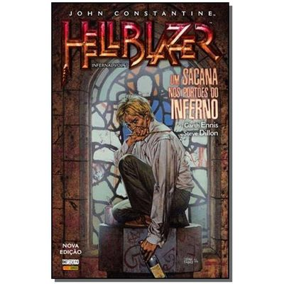 Hellblazer Infernal Vol. 07