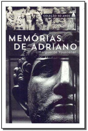 Memórias de Adriano - Col. 50 Anos - Yourcenar,Marguerite | Hoshan.org