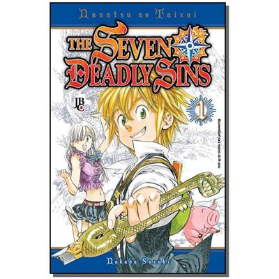 The Seven Deadly Sins - Nanatsu No Taizai - Vol. 1