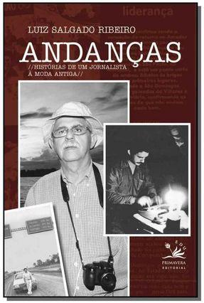 Andanças - Histórias de um Jornalista a Moda Antiga - Ribeiro ,Luis Salgado pdf epub