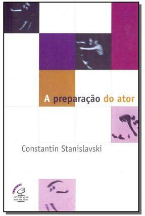 A Preparacao do Ator - Stanislavski,Constantin pdf epub