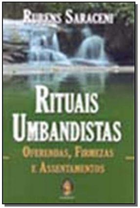 Rituais Umbandistas - Oferendas , Firmezas e Assentamentos - Saraceni,Rubens pdf epub