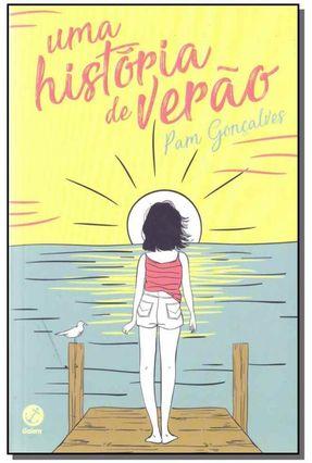 Uma História de Verão - Gonçalves,Pam | Hoshan.org