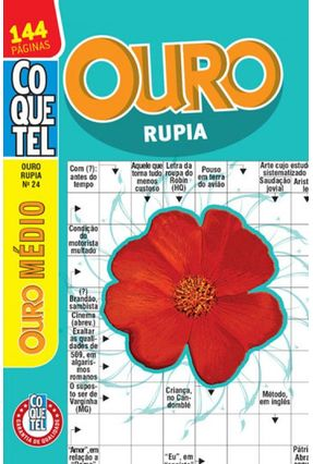 Lv Ouro Rupia - Equipe Coquetel | Hoshan.org