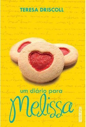 Um Diário Para Melissa - Driscoll,Teresa Driscoll,Teresa pdf epub