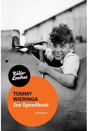 Joe Speedboat - Wieringa,Tommmy   Tagrny.org