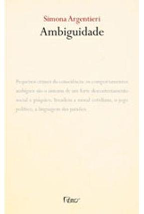 Ambiguidade - Argentieri,Simona   Hoshan.org