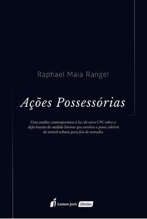 Ações Possessórias - Rangel,Raphael Maia pdf epub