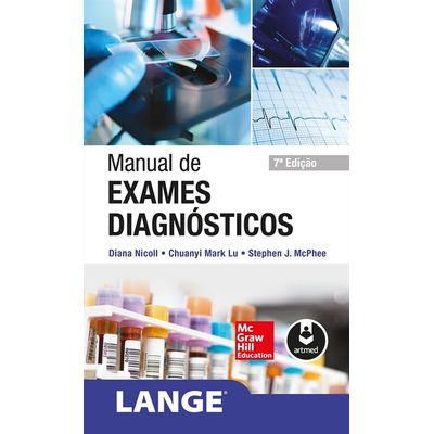 Manual de Exames Diagnósticos