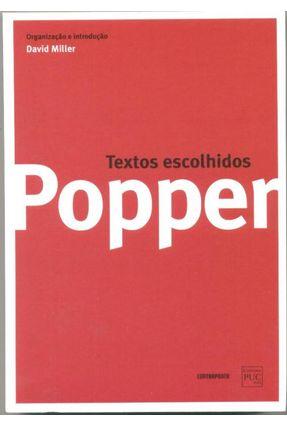Popper - Textos Escolhidos - Miller,David   Nisrs.org