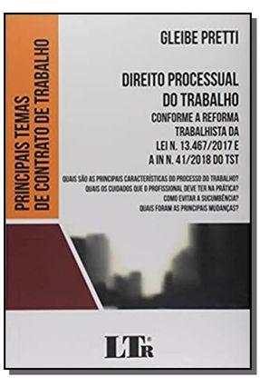 Direito Processual do Trabalho - Pretti,Gleibe | Tagrny.org