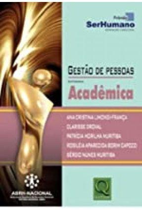 Gestão De Pessoas Categoria Acadêmica - Droval,Clarisse   Hoshan.org