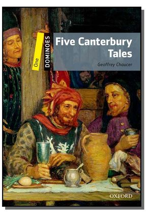 Five Canterbury Tales - Dominoes 1 - 2ª Ed. - Chaucer,Geoffrey   Tagrny.org