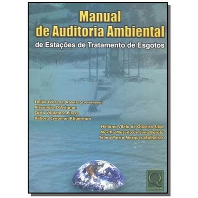 Manual De Auditoria Ambiental - De Estação De Tratamento De Esgoto