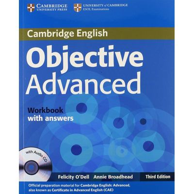 Objective Advanced - Workbook With Answers With Audio CD