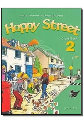 Happy Street - Class Book 2 - Maidment,Stella   Hoshan.org