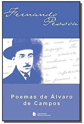 Poemas de Álvaro de Campos - Pessoa,Fernando   Tagrny.org