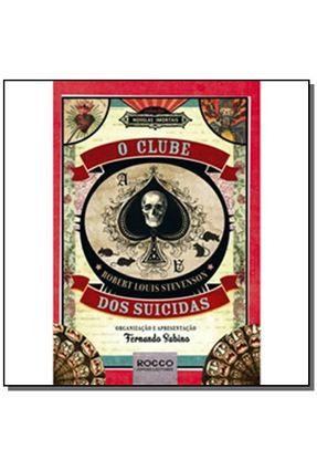 O Clube dos Suicidas - Stevenson,Robert Louis | Hoshan.org