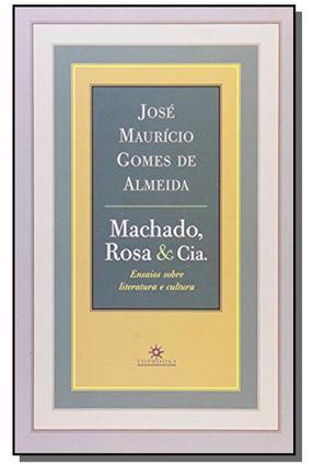 Machado, Rosa & Cia - Almeida,Jose Mauricio Gomes D pdf epub