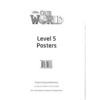 Our World 5 (BRE) - Posters