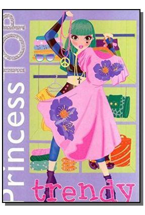 Princess Top - Trendy - Girassol,Editora   Hoshan.org