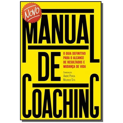 Novo Manual de Coaching