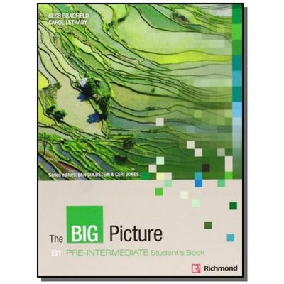 The Big Picture - Pre-intermediate B1 - Student's Book