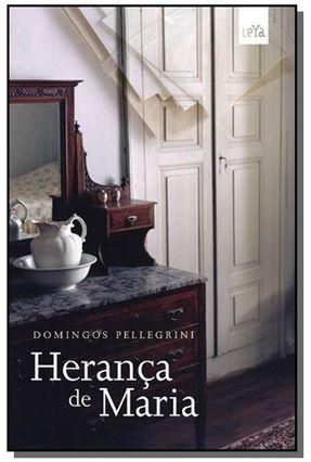 Herança De Maria - Pellegrini,Domingos pdf epub