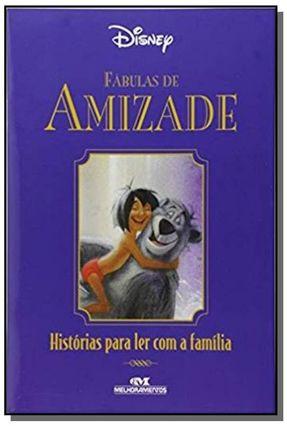 Fábulas De Amizade - Histórias Para Ler Com A Família - Disney pdf epub