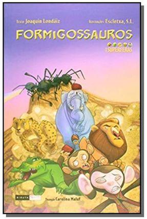 Formigossauros - Londáiz,Joaquin pdf epub