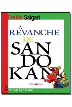 A Revanche de Sandokan - Col. Piratas da Malásia - Salgari,Emilio | Hoshan.org