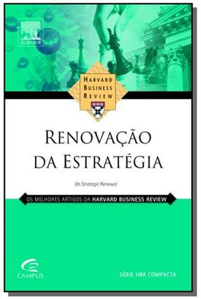 Renovação da Estratégia - Hbr | Tagrny.org